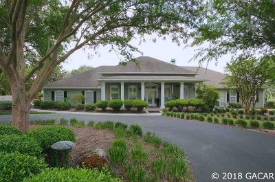 Alachua Single Family Home For Sale: 13427 NW 93rd Lane