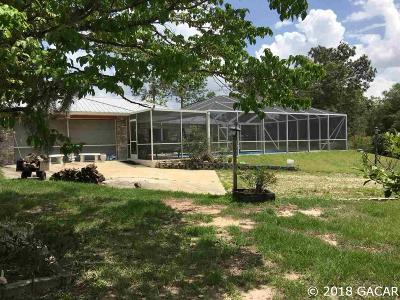Single Family Home Pending: 4151 SE 138th Terrace