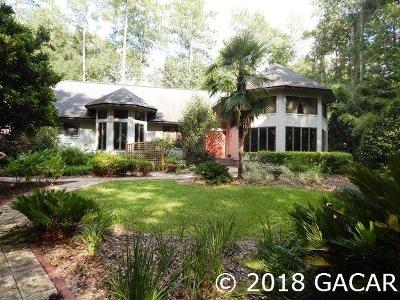 Gainesville Single Family Home For Sale: 1521 NW 68TH Terrace