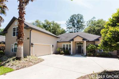 Gainesville Single Family Home For Sale: 8351 SW 75th Road