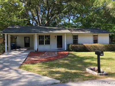 Newberry Single Family Home For Sale: 25249 SW 7th Avenue
