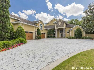 Gainesville FL Single Family Home For Sale: $1,099,000