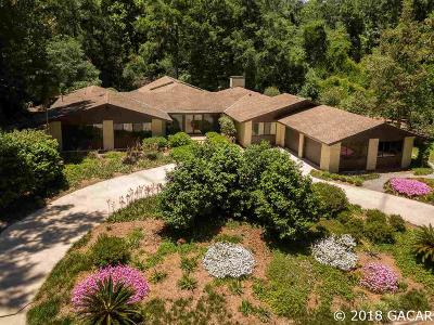 Gainesville Single Family Home For Sale: 2222 NW 25 Street