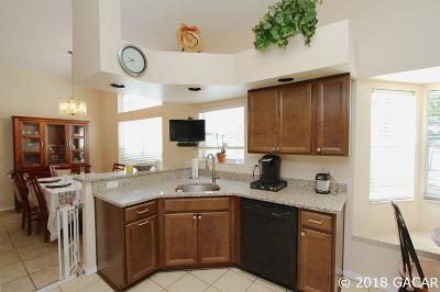 Newberry Single Family Home For Sale: 1061 NW 122nd Terrace