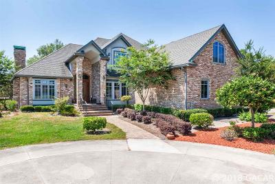 Alachua Single Family Home For Sale: 13195 NW 93RD Lane