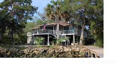Steinhatchee Single Family Home For Sale: 220 SE Granger Road