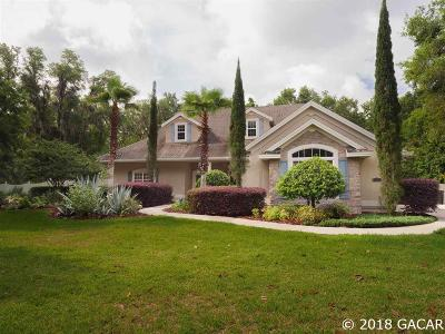 Newberry Single Family Home For Sale: 16773 NW 2nd Road