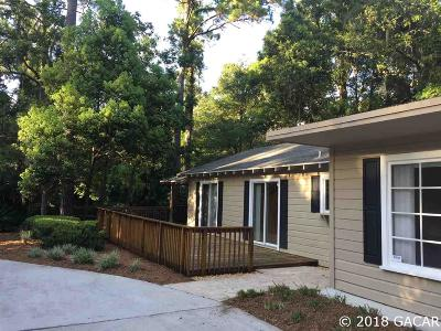 Gainesville Single Family Home For Sale: 1513 NW 8TH Avenue
