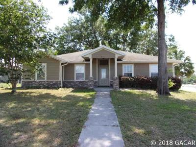 Newberry Single Family Home For Sale: 901 NW 254th Drive