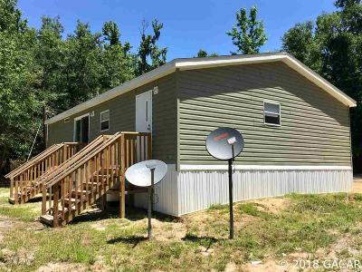 Micanopy Single Family Home For Sale: 18940 N Hwy. 329