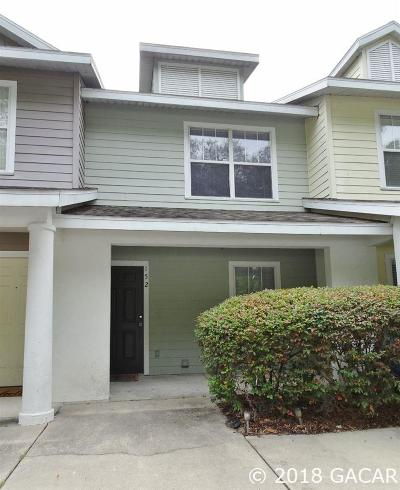 Gainesville Condo/Townhouse For Sale: 2348 SW 42nd Drive #152