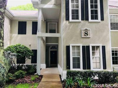 Gainesville Condo/Townhouse For Sale: 10000 SW 52nd Avenue