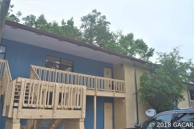 Gainesville Condo/Townhouse For Sale: 2811 SW ARCHER Road #P-132
