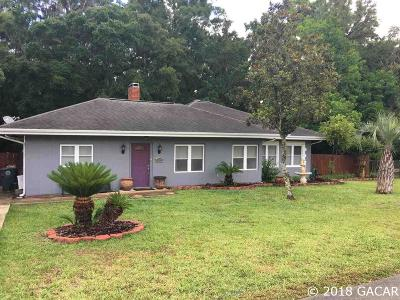 Williston FL Single Family Home For Sale: $205,000
