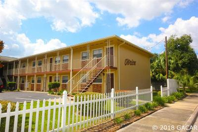 Gainesville Condo/Townhouse For Sale: 501 NW 15TH Avenue #Unit 10