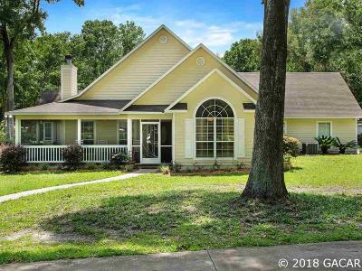 Newberry Single Family Home For Sale: 2902 NW 244 Street