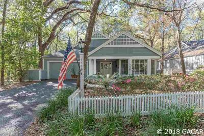 Gainesville Single Family Home For Sale: 5506 SW 91ST Terrace