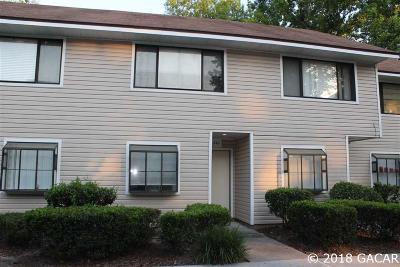 Gainesville FL Condo/Townhouse For Sale: $62,000
