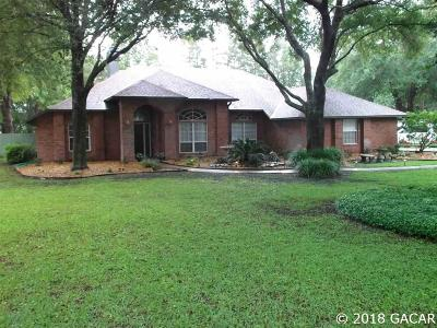 Archer Single Family Home For Sale: 3213 SW 125TH Street