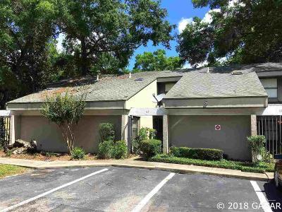Gainesville FL Condo/Townhouse For Sale: $82,000
