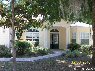 Gainesville FL Single Family Home For Sale: $209,500