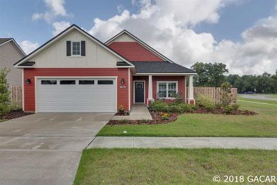 High Springs Single Family Home For Sale: 19042 NW 166th Avenue
