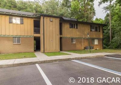 Gainesville FL Condo/Townhouse For Sale: $77,900