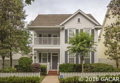 Gainesville FL Single Family Home For Sale: $425,000