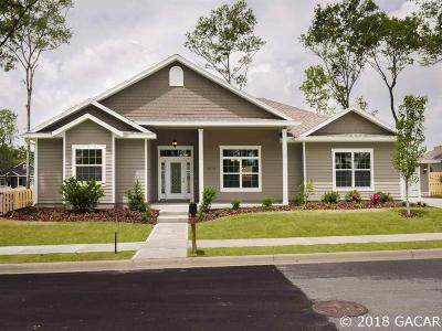 Alachua Single Family Home For Sale: 16742 NW 168th Terrace