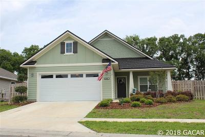 High Springs Single Family Home For Sale: 16549 NW 193rd Terrace