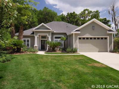 Gainesville FL Single Family Home For Sale: $374,000