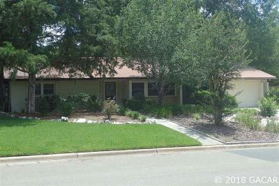 Gainesville FL Single Family Home For Sale: $264,900