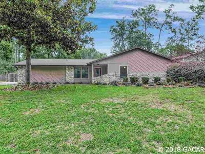 Gainesville FL Single Family Home For Sale: $224,900