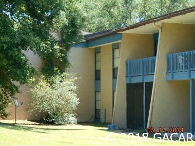 Gainesville FL Condo/Townhouse For Sale: $42,000