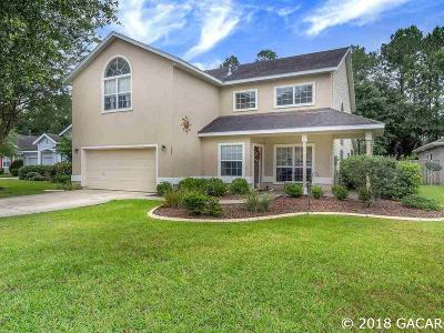 Gainesville FL Single Family Home For Sale: $369,000