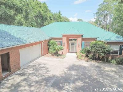 Melrose Single Family Home For Sale: 8315 LILLY LAKE Road