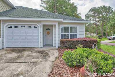 Alachua Condo/Townhouse For Sale: 10701 NW 65TH Way