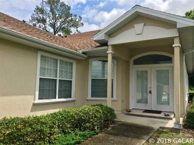 Alachua Condo/Townhouse For Sale: 6488 NW 109TH Place