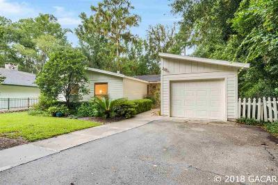 Alachua Single Family Home For Sale: 11401 NW 71st Way