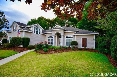 Gainesville Single Family Home For Sale: 1404 SW 85 Terrace