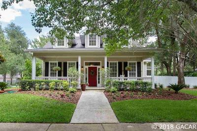 Newberry Single Family Home For Sale: 203 SW 132nd Terrace