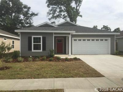 High Springs Single Family Home For Sale: 24924 NW 202nd Lane