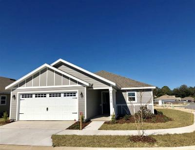 Newberry Single Family Home For Sale: 25108 SW 9th Lane