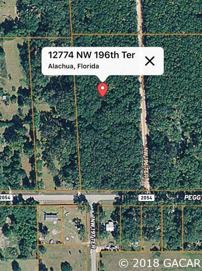 Alachua Florida Map.Listing 12774 Nw 196th Terrace Alachua Fl Mls 415740