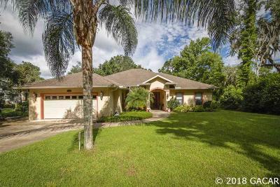 Melrose Single Family Home For Sale: 264 SE 4 Avenue