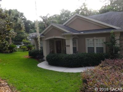 Gainesville Single Family Home For Sale: 3012 NW 22 Street