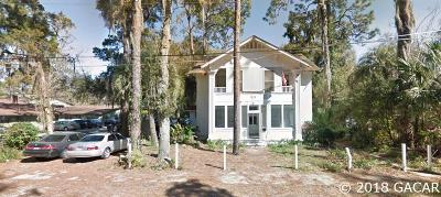 Gainesville Multi Family Home For Sale: 511 NW 15TH Street