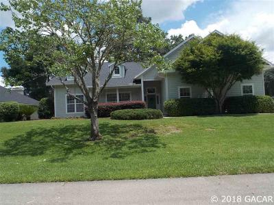 Alachua Single Family Home For Sale: 10319 NW Palmetto Boulevard