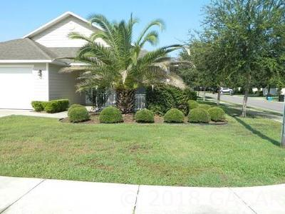 Gainesville Single Family Home For Sale: 2176 NW 87TH Terrace