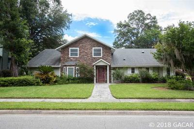 Gainesville Single Family Home For Sale: 5329 NW 46 Terrace